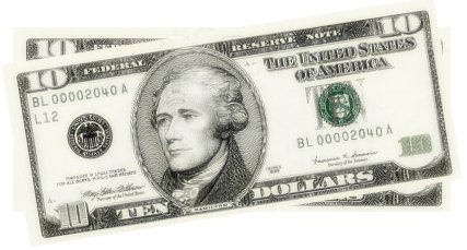 US-Dollar Note